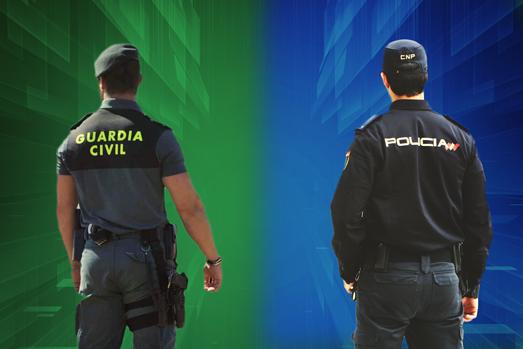 Los Guardia Civiles serán Policias Nacionales en 2018